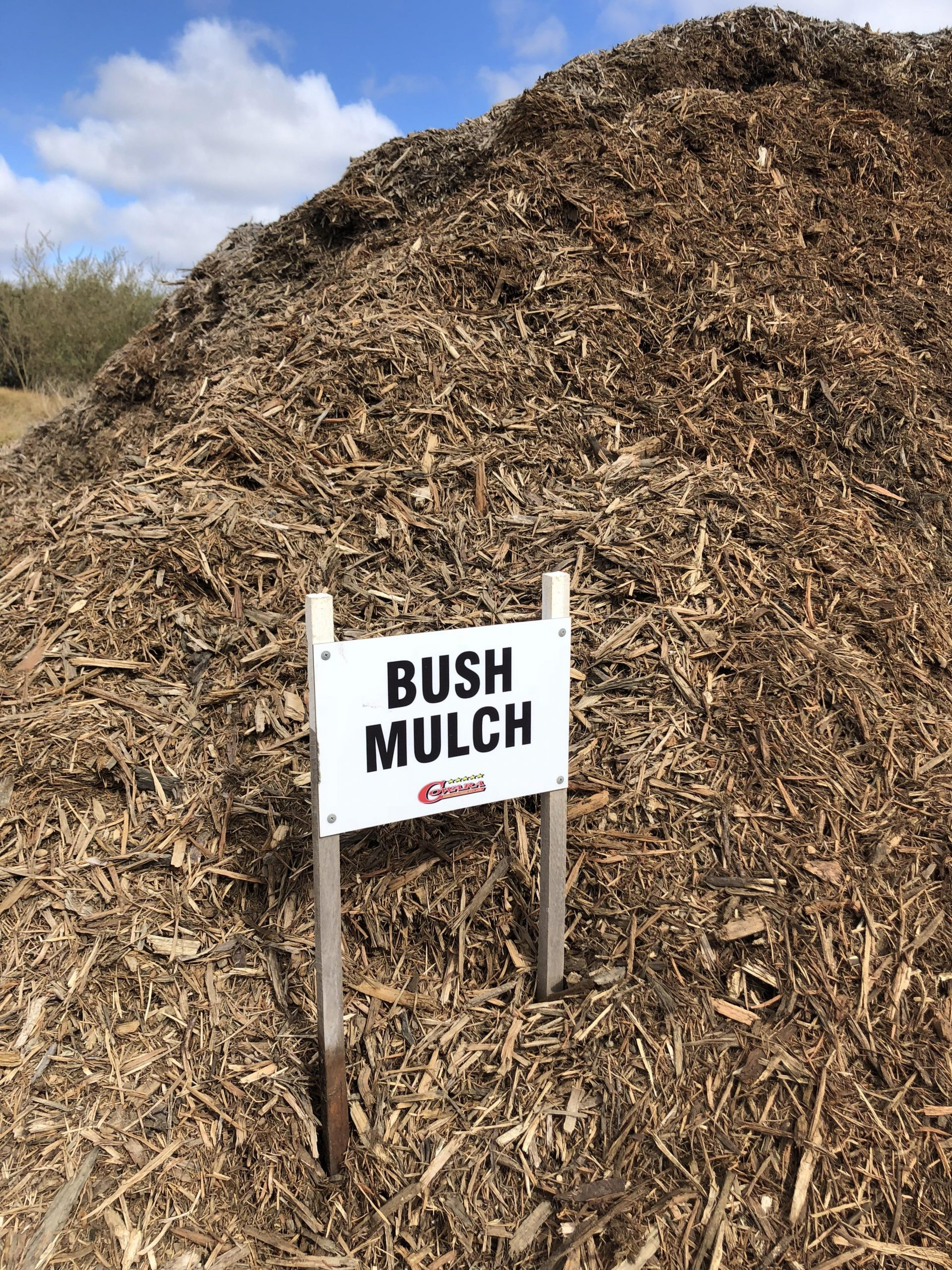 Native Bush Mulch