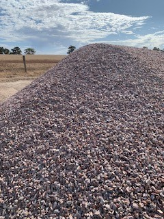 Crushed Riverstone